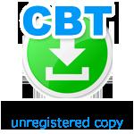 DLSuperCBT trial version unregistered copy